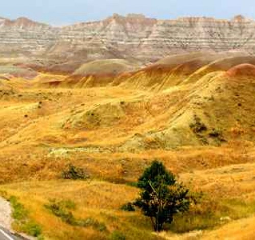Top 5 strade panoramiche South Dakota
