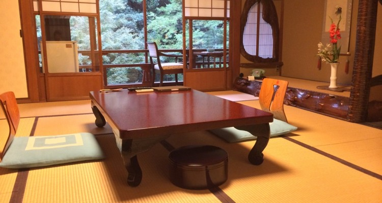 Cos 39 un ryokan in giappone for Ryokan giappone
