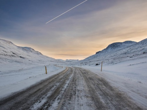 Guidare in Islanda