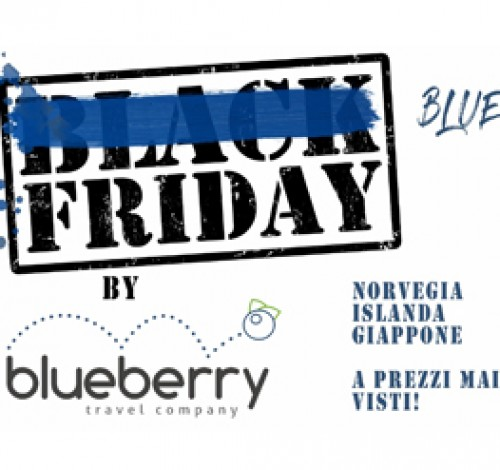 Offerte Speciali Blue Friday