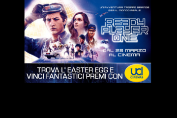 Vinci un viaggio a Tokyo by Blueberry con UCI Cinemas e Ready Player One