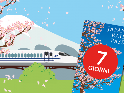 Japan Rail Pass 7 giorni