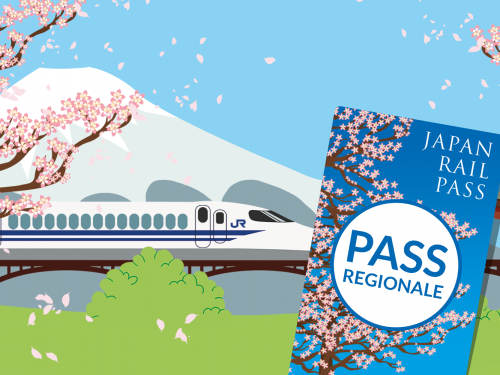 Japan Rail Pass Regionali