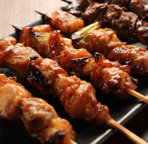 web-berry Cooking Class Giapponese Yakitori