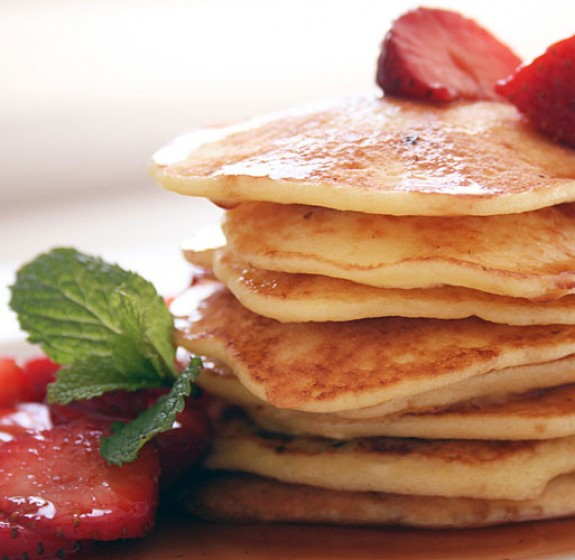 web-berry Cooking Class Americana: Pancakes