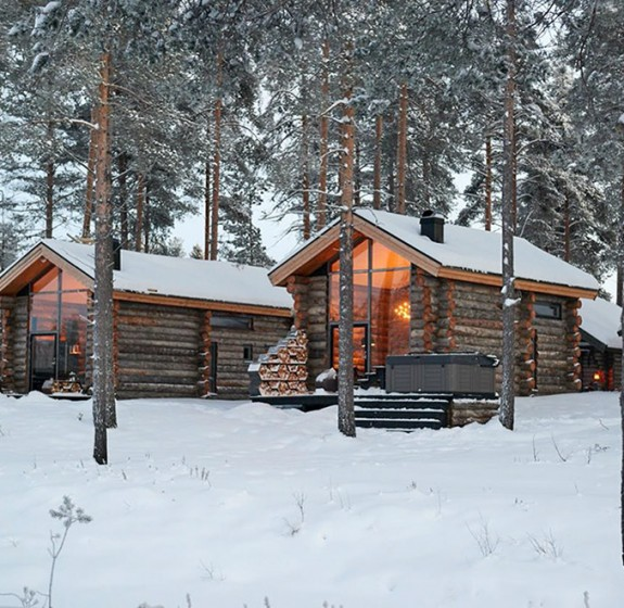 Arctic Retreat: tour di lusso in Lapponia